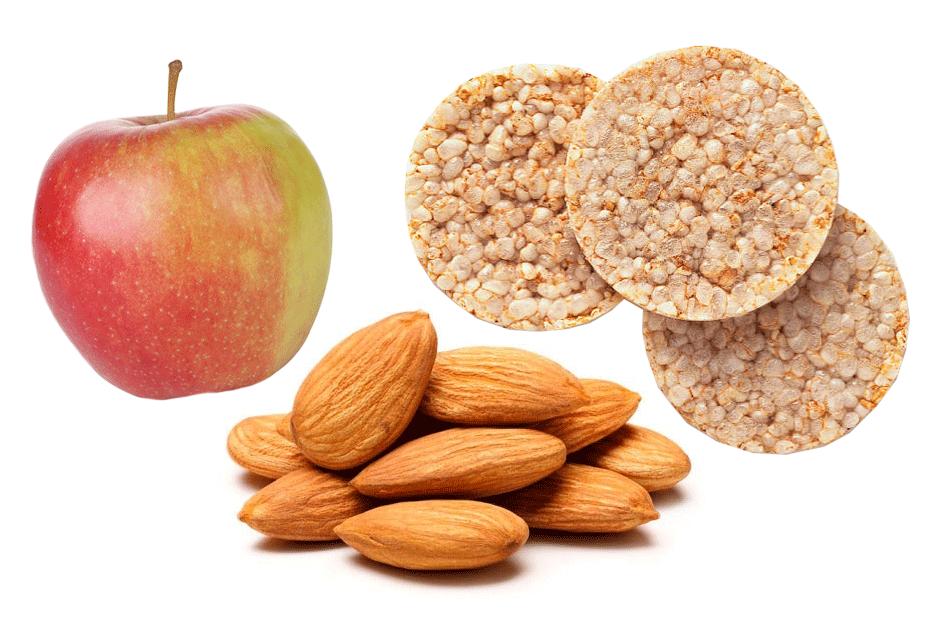 Gode snack-måltider til din kostplan